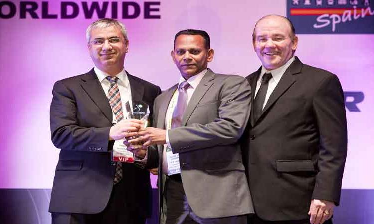 WCA BEST MIDDLE EAST AGENT AWARD – 2011
